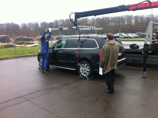 GL evakuator Mercedes  PK13500T